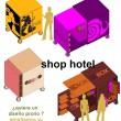 web t Shop Hotel Box
