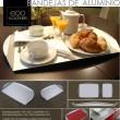web Bandejas aluminio desayuno a medida